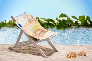 chair on beach with foreign currency. What are qualifications for SFCP