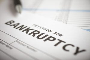 bankruptcy and the IRS