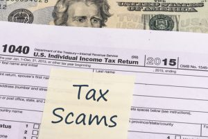 Tax Resolution Scams