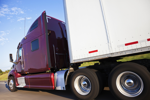 federal excise tax - semi truck and trailer