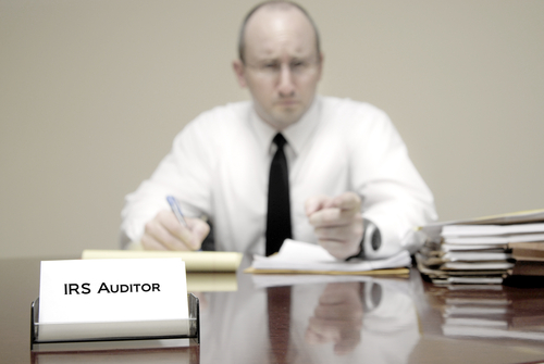 Who Gets Audited?