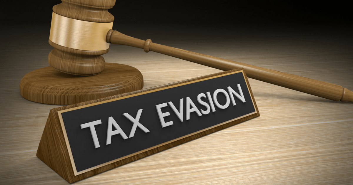 Tax Evasion Penalties In Michigan