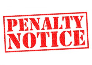 Tax Penalty