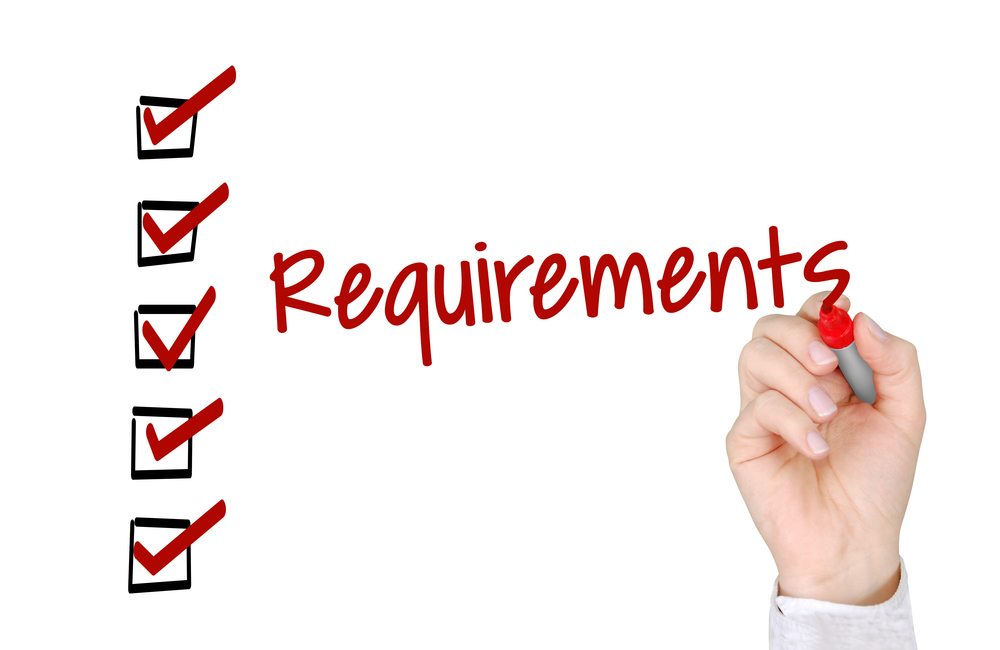 Tax filing requirements