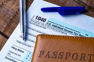 IRS passport denial