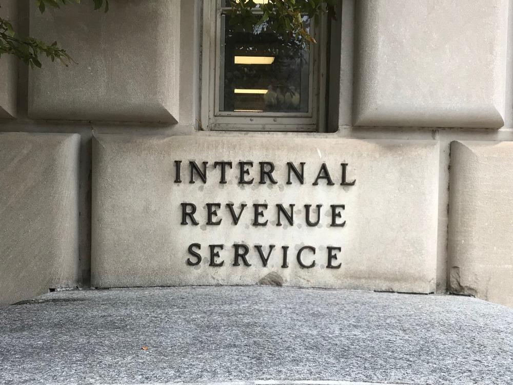 IRS tax debt
