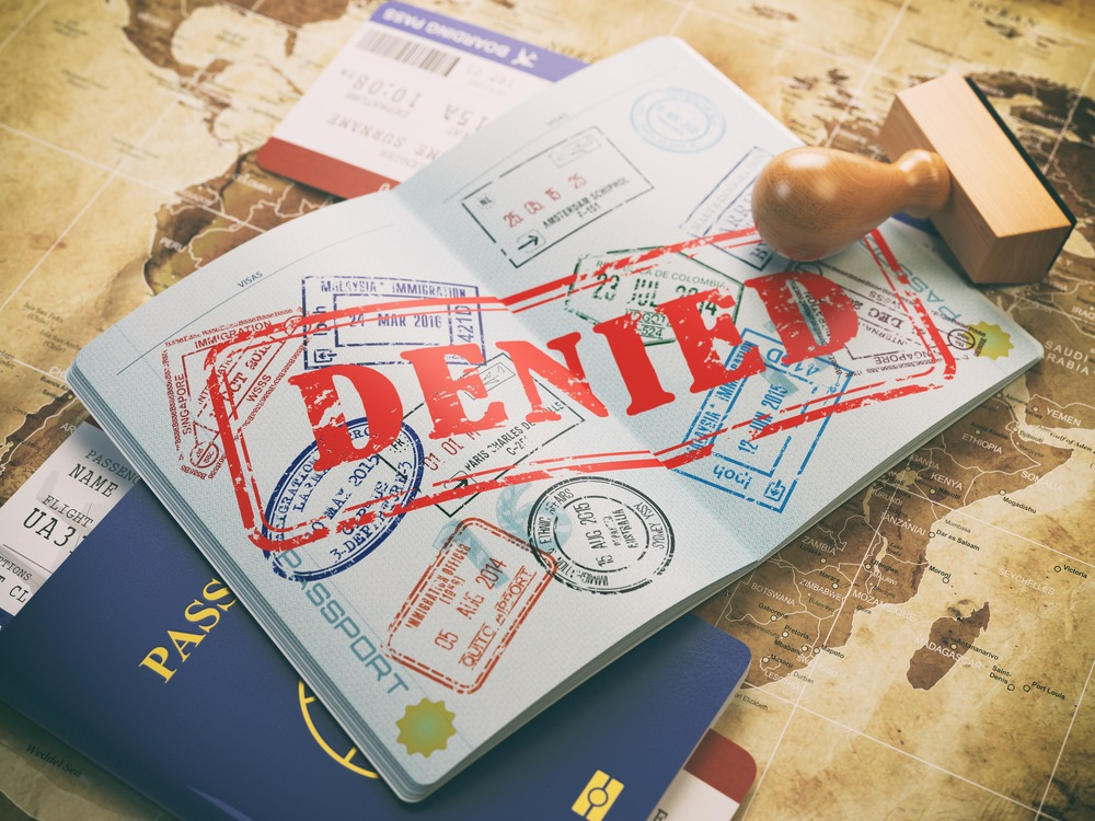 Passport denial and revocation