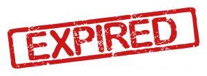 Tax Debt expiration