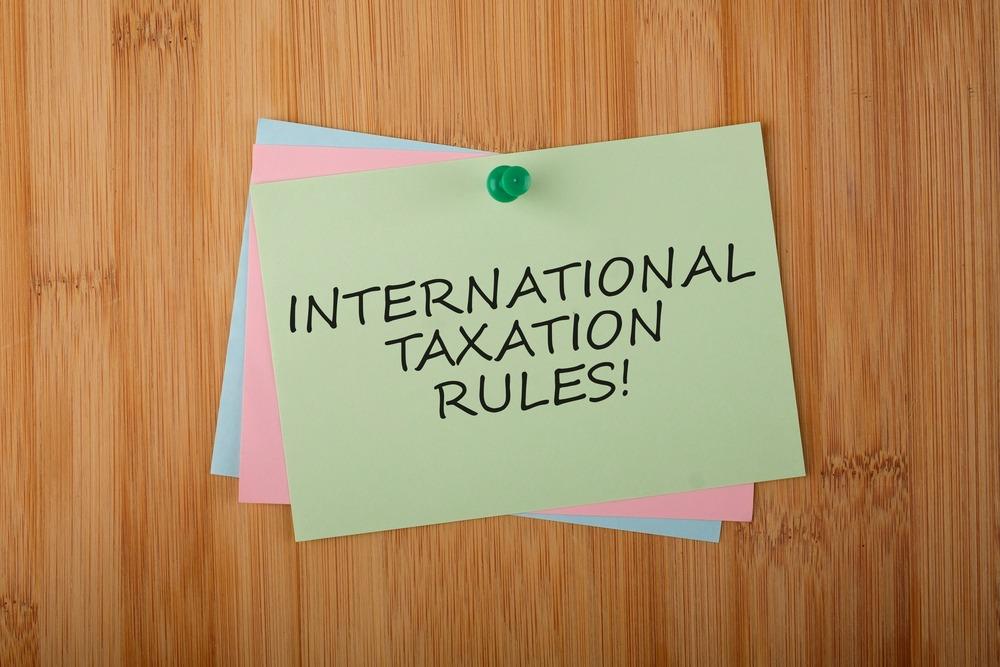 International Taxation Rules