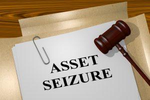 IRS Asset Seizure