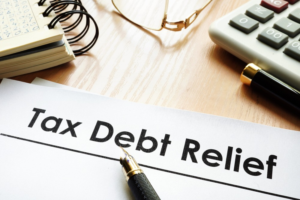 Tax debt resolution