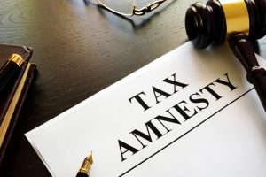 International Tax Amnesty