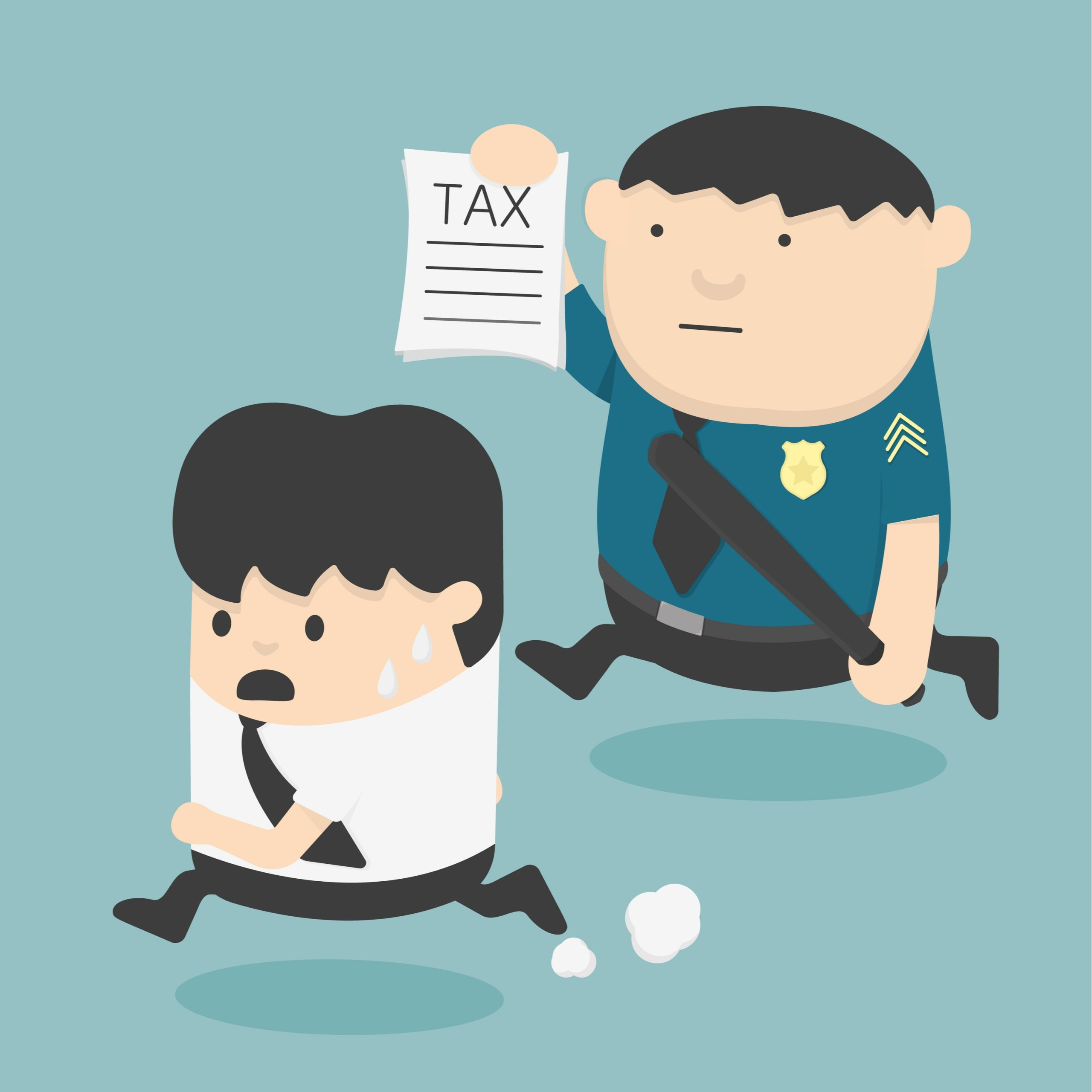 criminal tax evasion and penalties