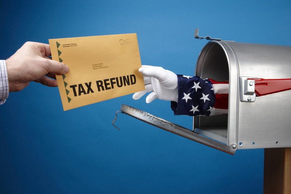 IRS tax refund garnishment