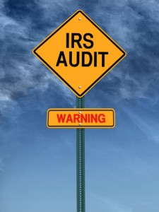 Avoiding a Tax Audit