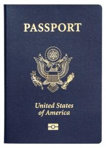 photo of passport