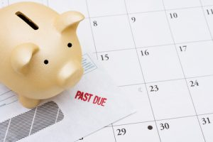 late installment agreement payments