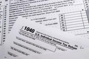 missing tax returns